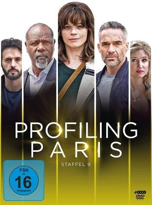 Profiling Paris - Staffel 9 (4 DVDs)