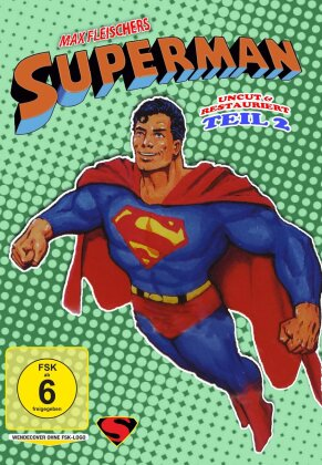 Max Fleischers Superman - Teil 2 (Restored, Uncut)