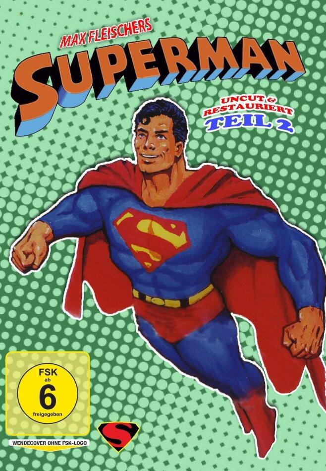 Max Fleischers Superman - Teil 2 (Restaurierte Fassung, Uncut)