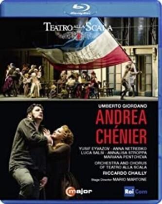 Orchestra of the Teatro alla Scala, Riccardo Chailly, … - Andrea Chénier
