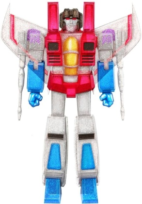Transformers Ultimates! Wave 1 - Starscream's Ghost