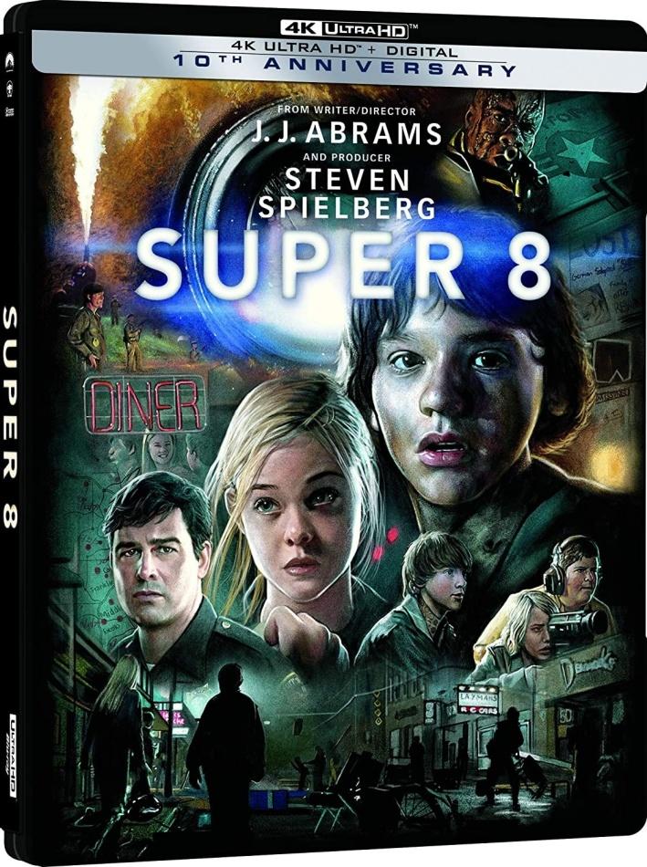 Super 8 (2011) (10th Anniversary Edition, Steelbook)