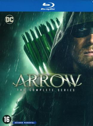 Arrow - L'intégrale de la série - Saisons 1-8 (30 Blu-rays)
