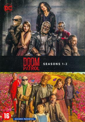 Doom Patrol - Saison 1 & 2 (6 DVDs)