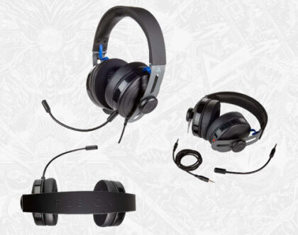 PS5 Headset Fusion Pro Wired (offiziell lizenziert)