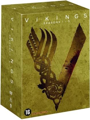 Vikings - Saisons 1-5 (21 DVDs)