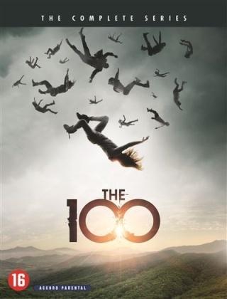 The 100 - Saisons 1-7 (24 DVD)