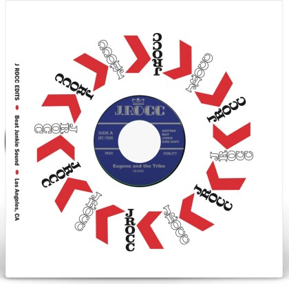J.Rocc - Funky President Edits Vol. 8 (LP)