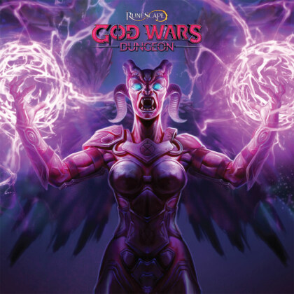 Ian Taylor & Adam Bond - God Wars Dungeon - OST