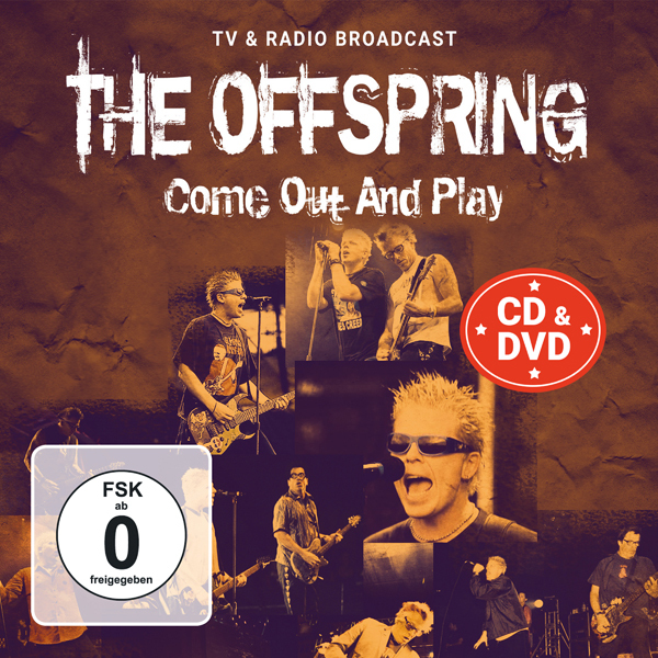 The Offspring - Come Out And Play / Radio & Tv Broadcast (CD + DVD)