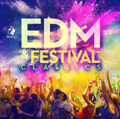 EDM & Festival Classics (2 CDs)