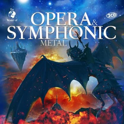 Various - Opera & Symphonic Metal (2 CDs)