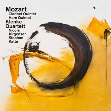 Klenke Quartett, Katte & Wolfgang Amadeus Mozart (1756-1791) - Clarinet Quintet & Horn Quintet