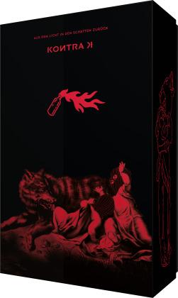 Kontra K - Aus Dem Licht In Den Schatten Zurück (Limited Edition Hoodie S, Boxset)