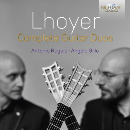 Rugolo, Gillo & Antoine de Lhoyer (1768-1852) - Complete Guitar Duos (5 CDs)