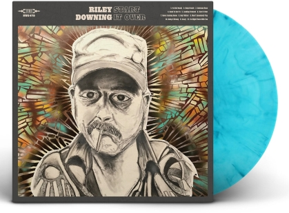 Riley Downing - Start It Over (Sea Glass/Turquoise Vinyl, LP)