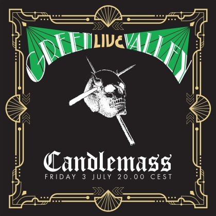 Candlemass - Green Valley - Live (CD + DVD)