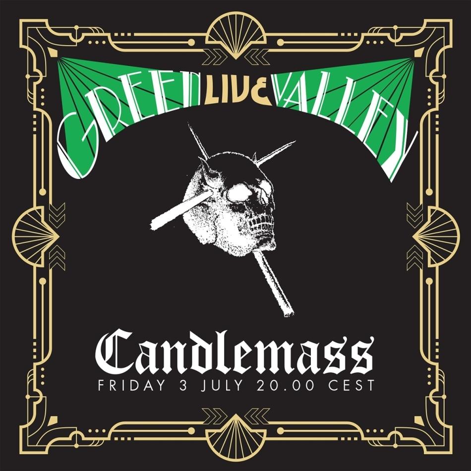 Candlemass - Green Valley - Live (CD + DVD)