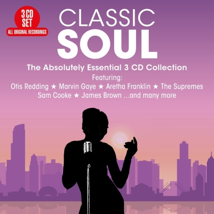 Classic Soul - The Absolutely Essential 3 CD Collection (3 CDs)