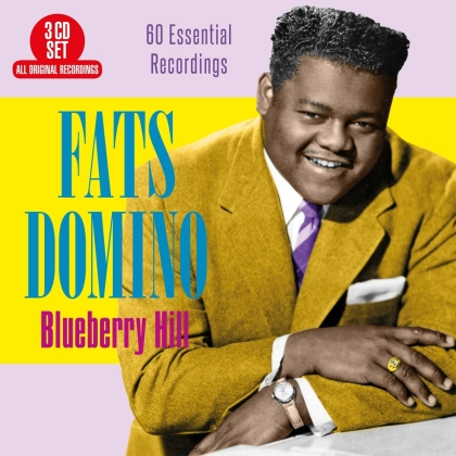 Fats Domino - Blueberry Hill (Big 3, 3 CDs)