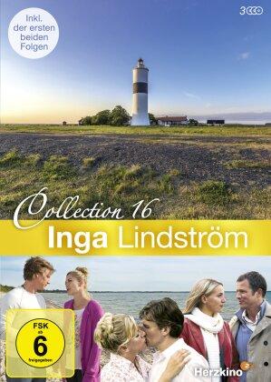 Inga Lindström - Collection 16 (3 DVDs)