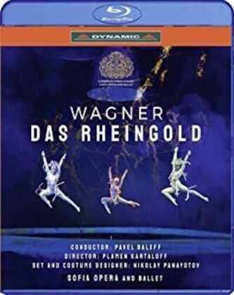Choir And Orchestra Of The Sofia Opera, Pavel Baleff & Petrov Nikolay - Das Rheingold (Dynamic)