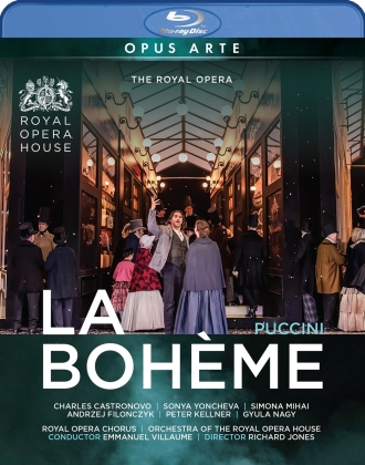 Covent Garden Chorus of the Royal Opera House & Orchestra Of The Royal Opera House Covent Garden - Puccini - La Bohème (Opus Arte)