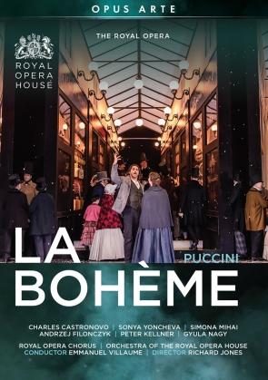Covent Garden Chorus of the Royal Opera House & Orchestra Of The Royal Opera House Covent Garden - Puccini - La Bohème (Opus Arte)