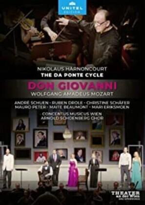 Mozart / Concentus Musicus Wien / Harnoncourt - Don Giovanni