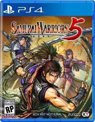 Samurai Warriors 5
