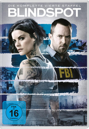 Blindspot - Staffel 4 (4 DVDs)