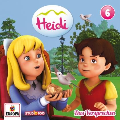 Heidi - 06/Das Versprechen (CGI)