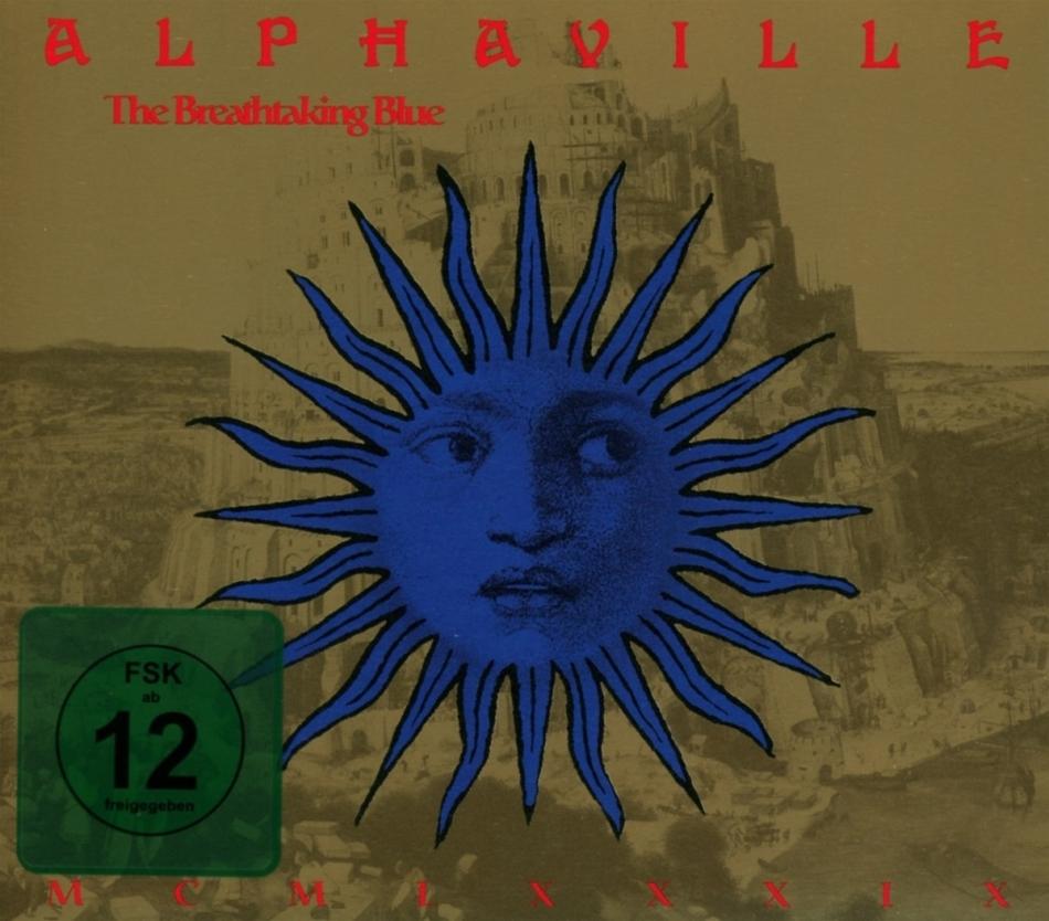 Alphaville - The Breathtaking Blue (2021 Reissue, Remastered, 2 CDs + DVD)