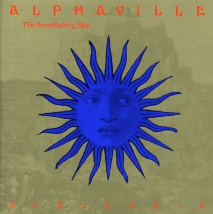 Alphaville - The Breathtaking Blue (2021 Reissue, Remastered, LP + DVD)