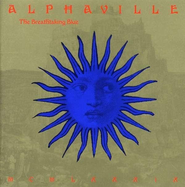 Alphaville - The Breathtaking Blue (2021 Reissue, Remastered, LP + DVD)