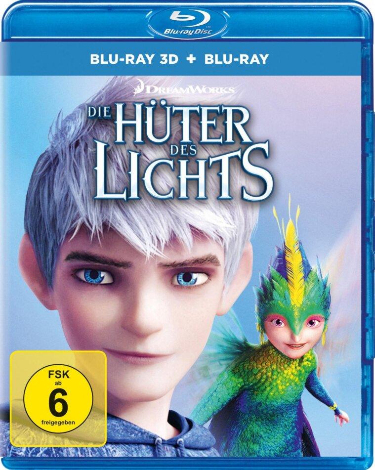 Die Hüter des Lichts (2012) (Neuauflage, Blu-ray 3D (+2D) + Blu-ray)