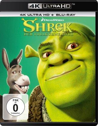 Shrek - Der tollkühne Held (2001) (4K Ultra HD + Blu-ray)