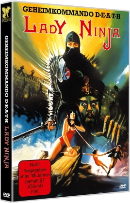 Geheimkommando Death - Lady Ninja (1983)