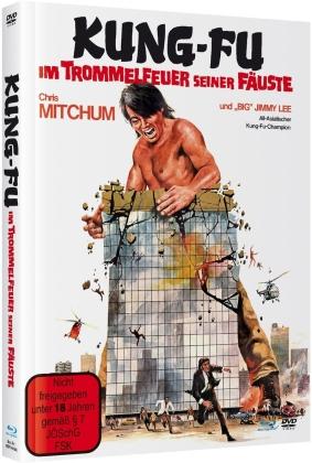 Kung Fu - Im Trommelfeuer seiner Fäuste (1974) (Limited Edition, Mediabook, Blu-ray + DVD)