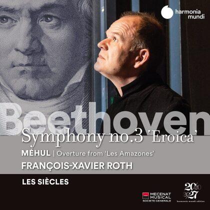 Ludwig van Beethoven (1770-1827), Francois-Xavier Roth & Les Siècles - Symphony No. 3