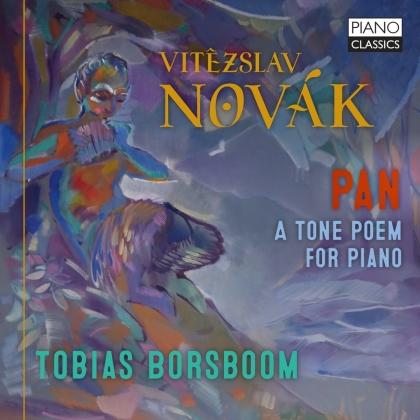 Vítezslav Novák (1870-1949) & Tobias Borsboom - PAN
