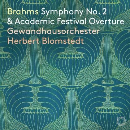 Gewandhausorchester Leipzig, Johannes Brahms (1833-1897) & Herbert Blomstedt - Symphony 2 In D Major