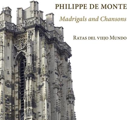 Ratas Del Viejo Mundo & Philippe De Monte - Madrigals And Chansons