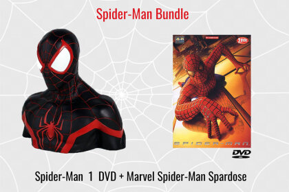 Spider-Man - + Marvel Spider-Man Spardose (2002)