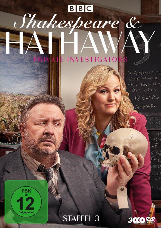 Shakespeare & Hathaway: Private Investigators - Staffel 3 (BBC, 3 DVDs)