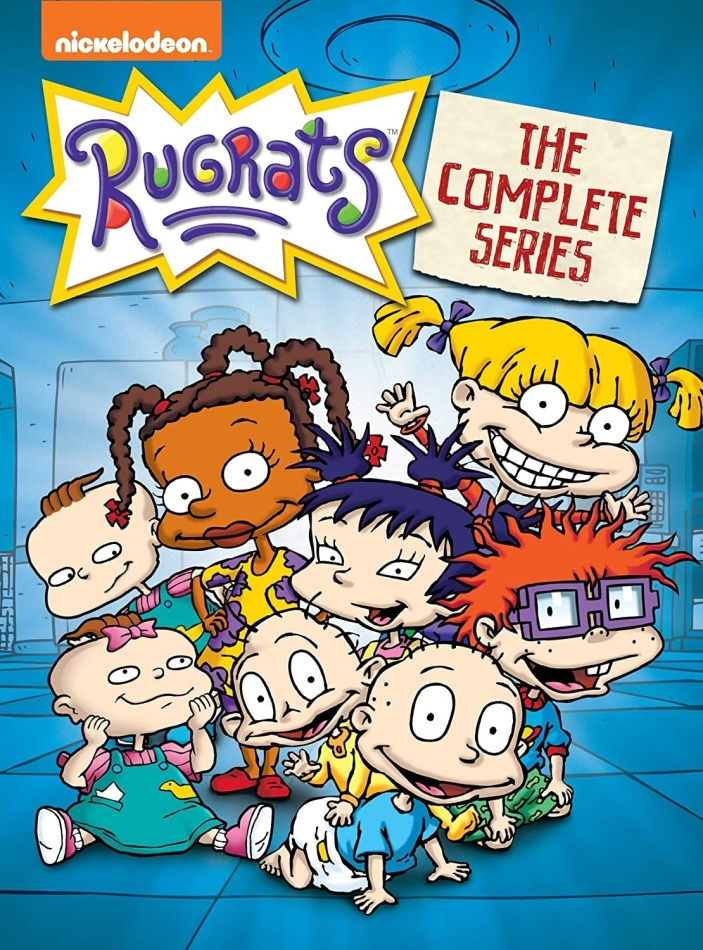 Rugrats - The Complete Series (26 DVDs)