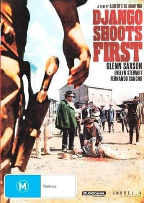 Django Shoots First (1966)