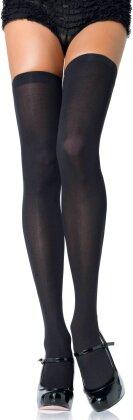 Nylon Thigh Highs - One Size - Grösse Onesize
