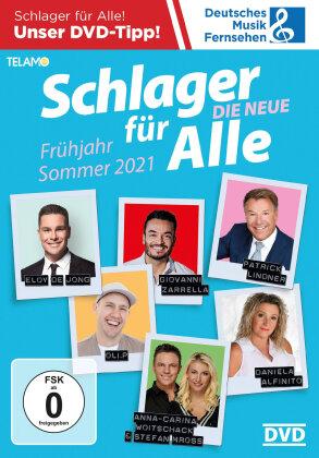 Various Artist - Schlager für Alle - Die Neue Frühjahr/Sommer 2021