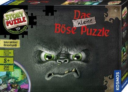Story Puzzle - Das kleine Böse Puzzle (Kinderpuzzle)
